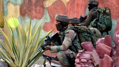 कश्मीर में सुरक्षाबलों को मिली बड़ी कामयाबी, बांदीपुरा में छिपे 2 आतंकियों को किया ढेर