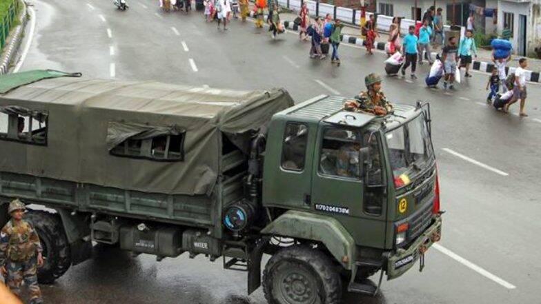 श्रीनगर के कुछ हिस्सों को छोड़ अधिकतर इलाकों से पाबंदियां हटाई गई