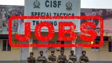 CISF ASI Recruitment 2021: सीआईएसएफ एएसआई के लिए 690 पदों की भर्तियां शुरू, यहां पढ़ें पात्रता और डिटेल्स