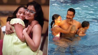 Happy Daughters Day 2019: अजय देवगन-काजोल ने शेयर की बेटी न्यास की फोटो, लिखा ये खास मैसेज