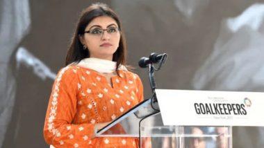 पाकिस्तान की मानवाधिकार कार्यकर्ता गुलालाई इस्माइल पहुंची अमेरिका, राजनीतिक शरण देने का किया अनुरोध