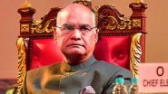 राष्ट्रपति रामनाथ कोविंद की सात दिवसीय फिलीपीन और जापान यात्रा, राजा नरेश नारूहितो के ताजपोशी में होंगे शामिल