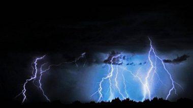 हरियाणा: चरखी दादरी में आसमानी बिजली  गिरने से पति-पत्नी समेत 3 की मौत, परिवार में पसरा मातम
