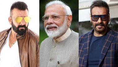 पीएम मोदी के 69वें जन्मदिन पर बॉलीवुड सितारों ने दी बधाई, अजय देवगन से लेकर संजय दत्त तक ने ऐसे किया विश