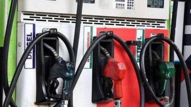Petrol and Diesel Price 13th October: पेट्रोल और डीजल की कीमत में आई स्थिरता, जानें अपने प्रमुख शहरों के रेट्स
