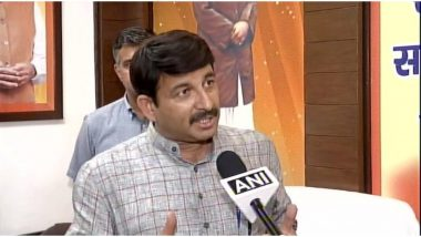 अनाज मंडी अग्निकांड: बीजेपी नेता मनोज तिवारी ने AAP पर लगाया ये सनसनीखेज आरोप