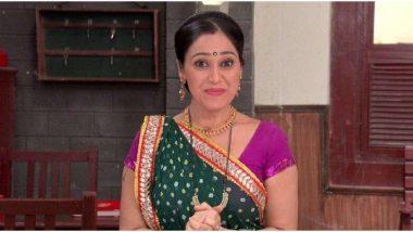 'तारक मेहता का उल्टा चश्मा' के फैंस के लिए अच्छी खबर, नवरात्रि से शो में वापसी कर रही हैं दिशा वकानी