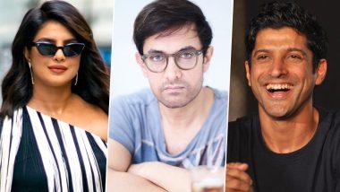 आमिर खान ने देखा फिल्म 'द स्काई इज पिंक' का ट्रेलर, प्रियंका चोपड़ा-फरहान अख्तर के लिए कह दी ऐसी बात
