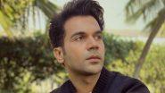 Rajkummar Rao ने दिखाई अपनी मसल्स, फिटनेस पर काम करने की दी हिदायत