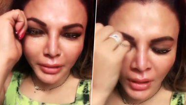 राखी सावंत का नया ड्रामा, रोते हुए वीडियो शेयर करके पति से कहा- मैं आपके बिना नहीं रह सकती हूं