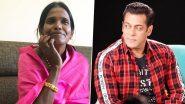 रानू मंडल की आवाज में Viral हुआ सलमान खान की फिल्म का ये गाना, देखें नया Video
