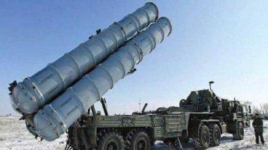 भारत को 18-19 महीने में मिल जाएगा एस-400 एयर डिफेंस मिसाइल सिस्टम