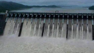 Heavy Rains In Pune: महाराष्ट्र के पुणे में भारी बारिश की वजह से सोलापुर के उज्जैन बांध में बढ़ा जल स्तर, 200,000 क्यूसेक पानी छोड़ा गया