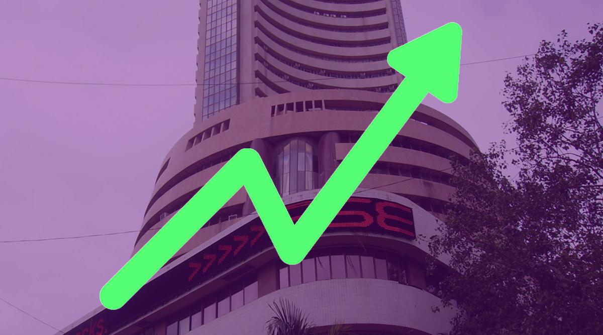 शेयर बाजार में आज फिर रौनक, सेंसेक्स 30 हजार के पार, निफ्टी ने भी 400 अंकों की मारी छलांग