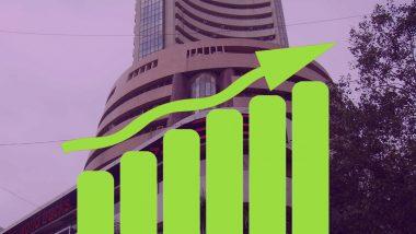 शेयर बाजार में बंपर उछाल, सेंसेक्स ने लगाई 1400 अंकों की छलांग- निफ्टी भी 11 हजार 600 के पार