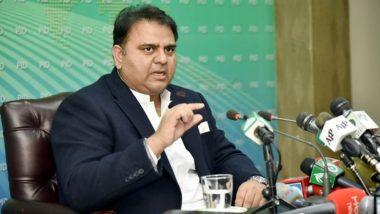 पाकिस्तान के विज्ञान और तकनीक मंत्री फवाद चौधरी के बिगड़े बोल, पीएम मोदी के जन्मदिन पर घटिया ट्वीट करने पर लोगों ने किया ट्रोल