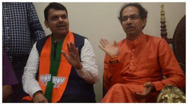 महाराष्ट्र विधानसभा चुनाव नतीजें 2019: उद्धव ठाकरे ने BJP के साथ सत्ता बंटवारे के लिए 50-50 फॉर्मूले पर दिया जोर