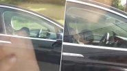 ऑटोपायलट सेट कर कैनेडियन शख्स ले रहा था चलती कार में नींद, 140 की स्पीड से दौड़ रही थी गाड़ी, पुलिस भी हो गई हैरान