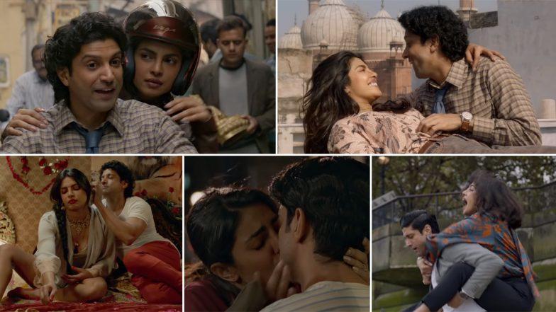 Video: प्रियंका चोपड़ा-फरहान अख्तर के न्यू सॉन्ग 'दिल ही तो है' में दिखी इनकी हॉट रोमांटिक केमिस्ट्री