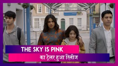 The Sky Is Pink Trailer: Priyanka Chopra-Farhan Akhtar की फिल्म का ट्रेलर रिलीज़