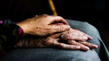 केरल: 36 साल पहले जुदा हुए बुजुर्ग दंपति का वृद्धाश्रम में हुआ मिलन