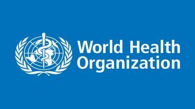 विश्व स्वास्थ्य संगठन ने कहा- इटली के सहयोग से लीबिया में उपलब्ध कराई गई दवाइयां