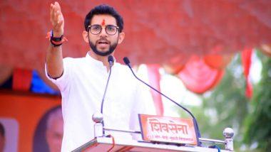 महाराष्ट्र सरकार गठन पर आदित्य ठाकरे ने कहा- हम देश को नई दिशा देने की कोशिश कर रहे हैं