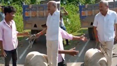 कोटा: सांगोद नगरपालिका के चेयरमेन ने गाय का शव ले जा रहे दलित से की मारपीट, केस हुआ दर्ज