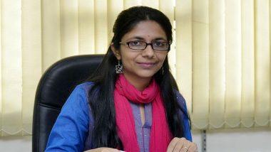 दिल्ली महिला आयोग की अध्यक्ष स्वाति मालीवाल को जान से मारने की धमकी देने वाले 2 आरोपी गिरफ्तार