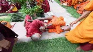 बिहार: विश्व को शांति का संदेश देने वाले बौद्ध भिक्षु आपस में भिड़े, मामले की प्राथमिकी बोधगया थाने में दर्ज