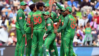 IND vs BAN T20 Series 2019: भारत के खिलाफ T20 सीरीज के लिए बांग्लादेश की टीम में इन बड़े खिलाड़ियों की हुई वापसी