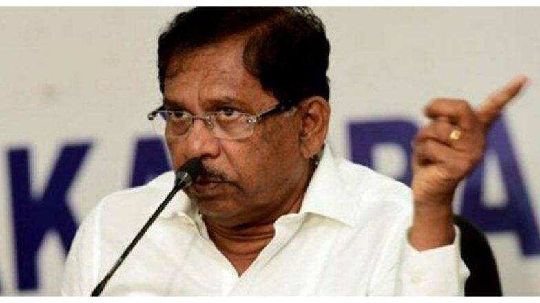 कर्नाटक में इनकम टैक्स की बड़ी कार्रवाई, पूर्व उपमुख्यमंत्री परमेश्वर के आवास पर छापा, करीब 5 करोड़ रुपए बरामद