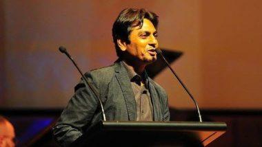 नवाजुद्दीन सिद्दीकी को कार्डिफ इंटरनेशनल फिल्म फेस्टिवल 2019 में किया जाएगा सम्मानित, गोल्डन ड्रैगन अवॉर्ड देकर करेंगे सम्मान