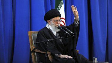 ईरान के सर्वोच्च नेता अयातुल्ला अली खामेनेई ने यमन युद्ध के राजनीतिक समाधान का किया आह्वान