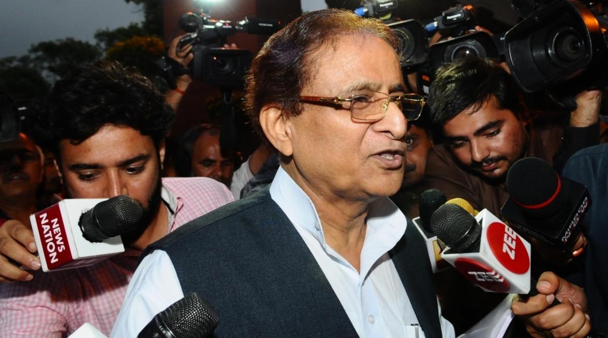 उत्तर प्रदेश उपचुनाव 2019: सपा के दिग्गज नेता आजम खान के घर के पास पकड़े गए फर्जी पोलिंग एजेंट