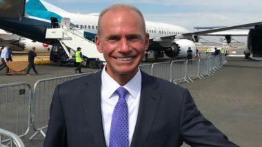 अमेरिकी एयरोस्पेस प्रमुख बोइंग ने अपने सीईओ डेनिस मुइलेनबर्ग को चेयरमैन के पद से हटाया