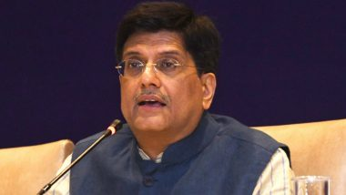 रेलवे मंत्री पीयूष गोयल ने कहा- आगामी दिनों में 'स्टैच्यू ऑफ यूनिटी' से होगी एक लाख करोड़ रुपये की आय