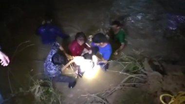 मध्यप्रदेश के रायसेन में बड़ा हादसा, रीछन नदी में गिरी बस- 6 लोगों की मौत 19 घायल