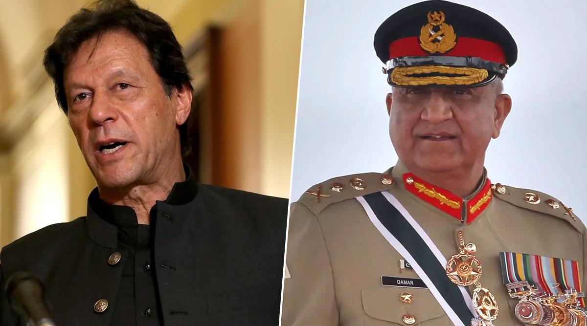 तो क्या अब इमरान खान सरकार के तख्तापलट की तैयारी में जुट गई है PAK आर्मी, वर्दी छोड़ सेना प्रमुख बाजवा बिजनेस मीटिंग में व्यस्त