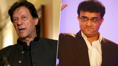 इमरान खान पर भड़के पूर्व कप्तान सौरव गांगुली, कहा- अब वह क्रिकेटर इमरान खान नहीं रहे जिन्हें दुनिया जानती थी