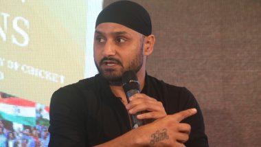 हरभजन सिंह 'द हंड्रेड लीग' में खेलने के लिए इंटरनेशनल क्रिकेट से ले सकते हैं संन्यास: रिपोर्ट