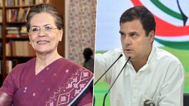 कांग्रेस पार्टी की अंतरिम अध्यक्ष सोनिया से कहीं अधिक लोकप्रिय हैं राहुल गांधी: सर्वे