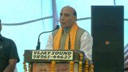रक्षामंत्री राजनाथ सिंह ने कहा- जो मुस्लिम भारत का नागरिक है, उसे कोई छू नहीं पाएगा