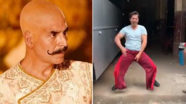 वरुण धवन ने पूरा किया अक्षय कुमार का 'बाला' चैलेंज, शेयर किया ये मजेदार Video