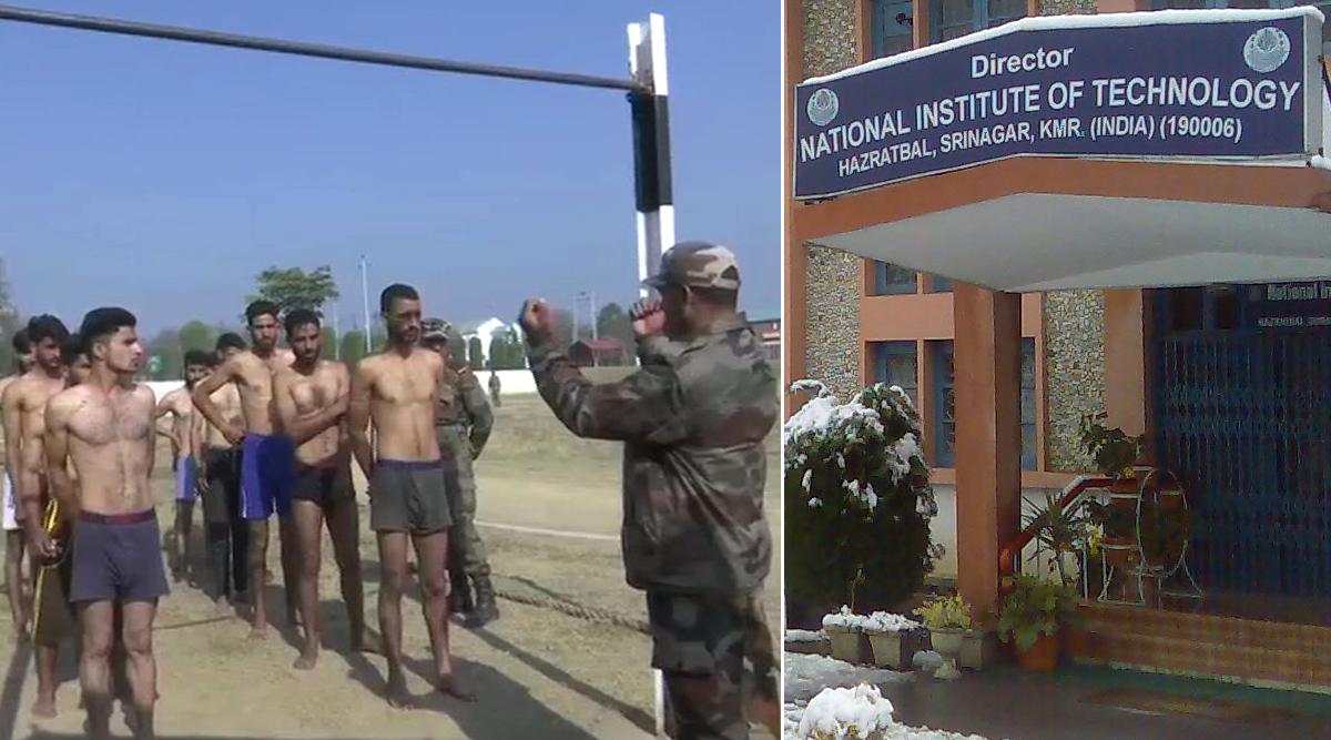 जम्मू-कश्मीर में पटरी पर लौट रही जिंदगी- दो महीनें बाद खुला एनआईटी श्रीनगर, सेना ने युवाओं के लिए चलाया भर्ती अभियान
