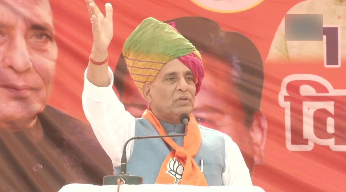 उदारता, भाईचारा, सर्वधर्म समभाव भारत की पहचान: केंद्रीय रक्षामंत्री राजनाथ सिंह
