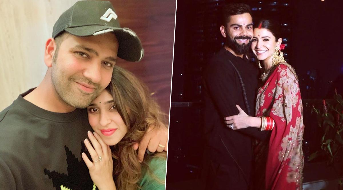 Karwa Chauth 2019: विराट-रोहित समेत इन खिलाड़ियों की पत्नियों ने रखा करवा चौथ का व्रत, देखें खूबसूरत तस्वीरें