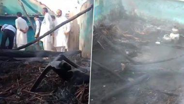 जम्मू कश्मीर: पाकिस्तान की गोलीबारी से कठुआ के मन्यारी गावं में भारी नुकसान, स्थानीय लोगों ने पीएम मोदी से की पाक को करारा जवाब देने की अपील