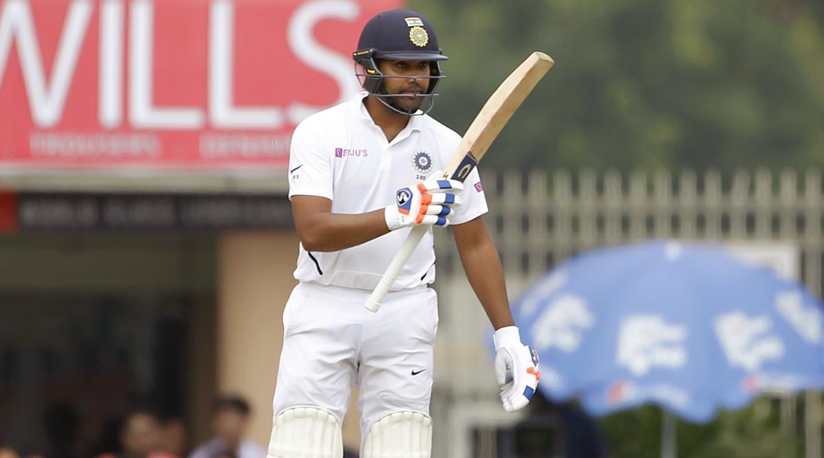 IND vs SA 3rd Test Match 2019: रोहित शर्मा ने लगाया अपने टेस्ट क्रिकेट करियर का पहला दोहरा शतक