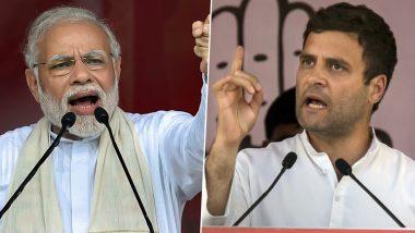 राहुल गांधी का पीएम मोदी पर हमला, कहा- RSS का प्रधानमंत्री भारत माता से झूठ बोलता है